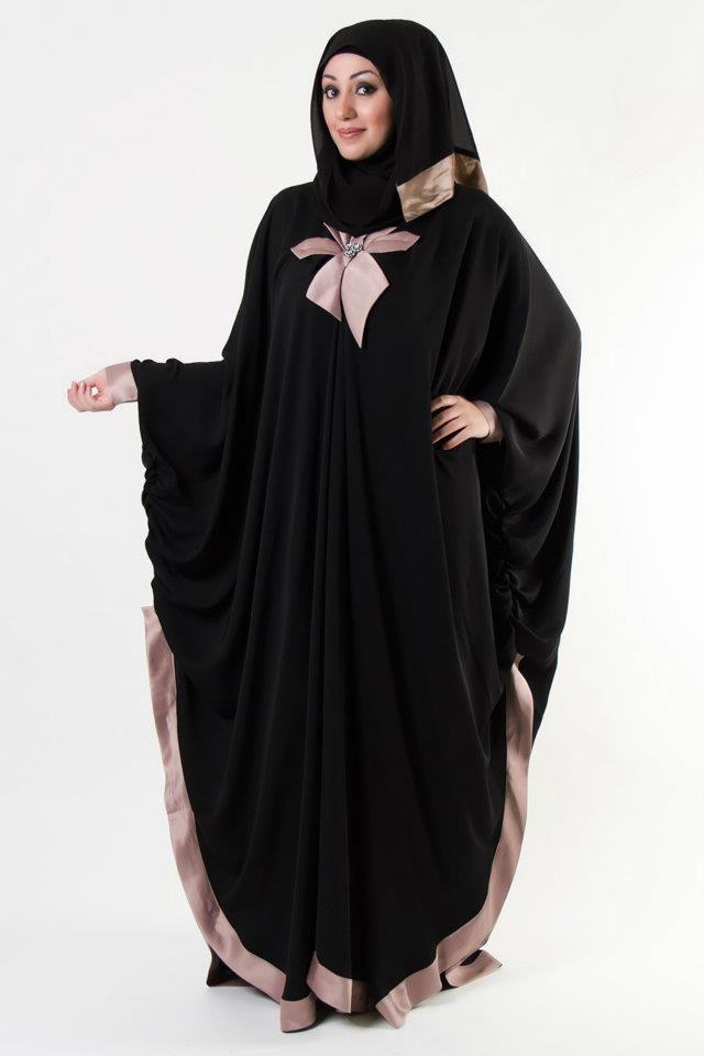 stylish black abaya (10)