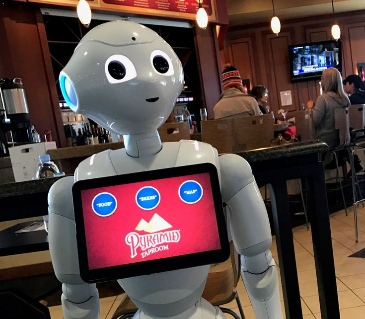 Pepper Robot Lands Job at Oakland International Airport
