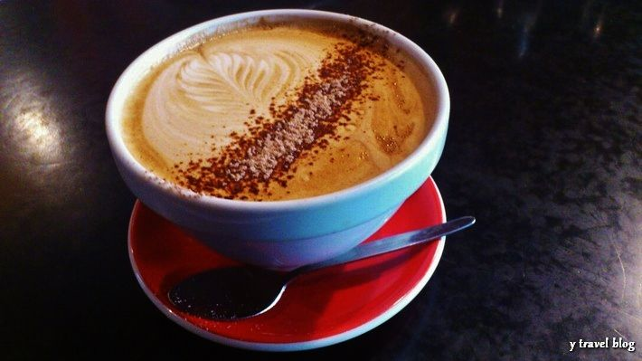 Drink Coffee at Shaky Isles Cafe - 15 Things To Do On New Zealand's North Island