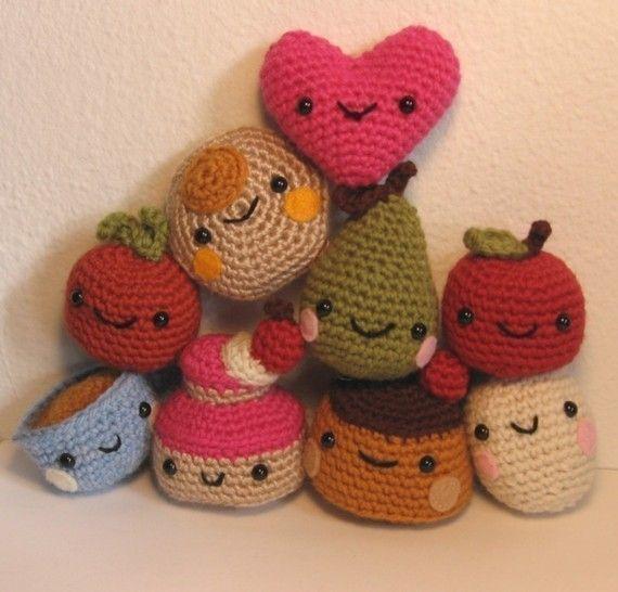 Amigurumi Little Bigfoot Panda : 1000+ images about Crafty - Crochet on Pinterest Crochet ...