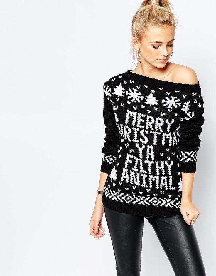 Sweaters Animals Them