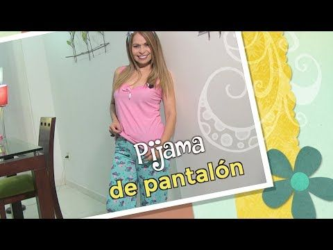 DIY Pijama de Vestido dress pajamas - YouTube