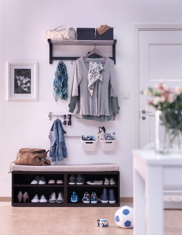 Ikea soluzione ingresso nel 2019 arredamento ingresso for Mobili ingresso ikea