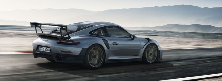 The New Porsche 911 GT2 RS is 700 HP of Turbocharged Rear-Engine Fury