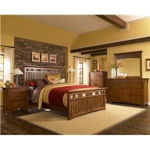 Mission furniture collection (Broyhill Furniture)