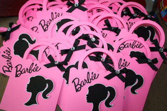 Barbie Invitations on Etsy, $24.00