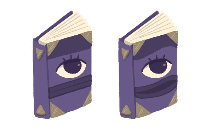A grimoire. A grimoire who can talk. Yes.