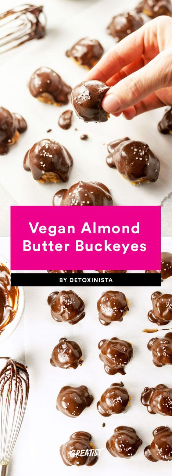 The next time you have a hankering for chocolate (probably right now), you can make an easy homemade treat without ever turning on the oven. Because, really, who has the patience to preheat when it's a chocolate emergency? This week's featured foodie, Megan Gilmore of Detoxinista, has tons of ideas f