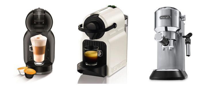 Ofertas en cafeteras y listado las mejores cafeteras nespresso -  Las cafeteras es uno de los electrodomésticos máscomunes en las cocinas y oficinas de todo el mundo.¿A quién no le gusta un buen café? ¡A todos! Es por ello que lo deseamos de diferentes maneras, algunos más claros, más negritos, en fin de muchas formas, quizá por esto sea que el mercado de... #OfertasAmazon  #DeLonghi, #DolceGusto, #Inissia, #Krups, #Ufesa Ver en la web : https://ofertassuperm