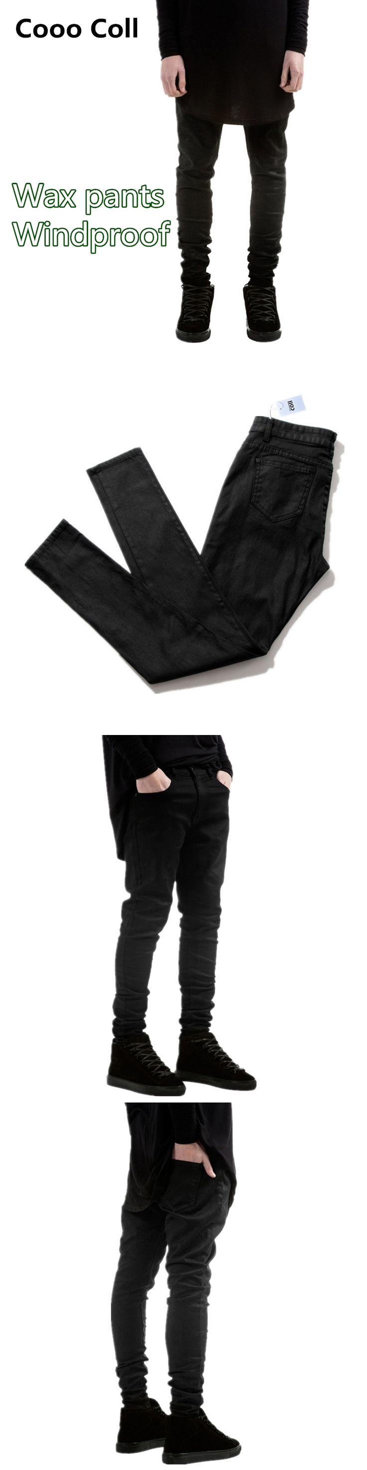Men's Wax  Jeans pants Kanye west Chris Brown swag Skateboard Diamond pants Hight Street Free Justing bieber Cooo Coll