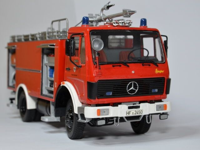 103 best feuerwehr images on pinterest fire truck for Mercedes benz service department