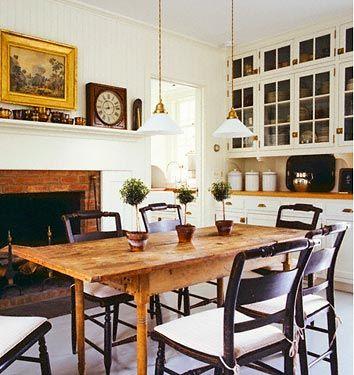 Best 25+ Fireplace in dining room ideas on Pinterest Farmhouse