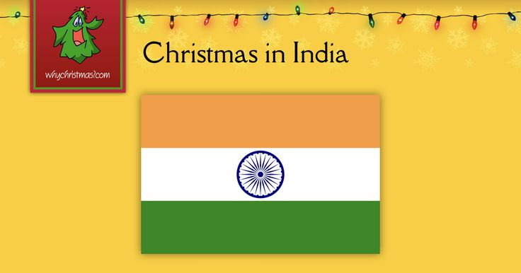 Find out how Christmas is celebrated in India.