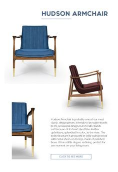 Elegant Essential Home Is Releasing A Brand New Collection Of Design Books!  Armchairs And Accent Chairs Book Covers A Range Of Contemporary Mid Century  Styled ...