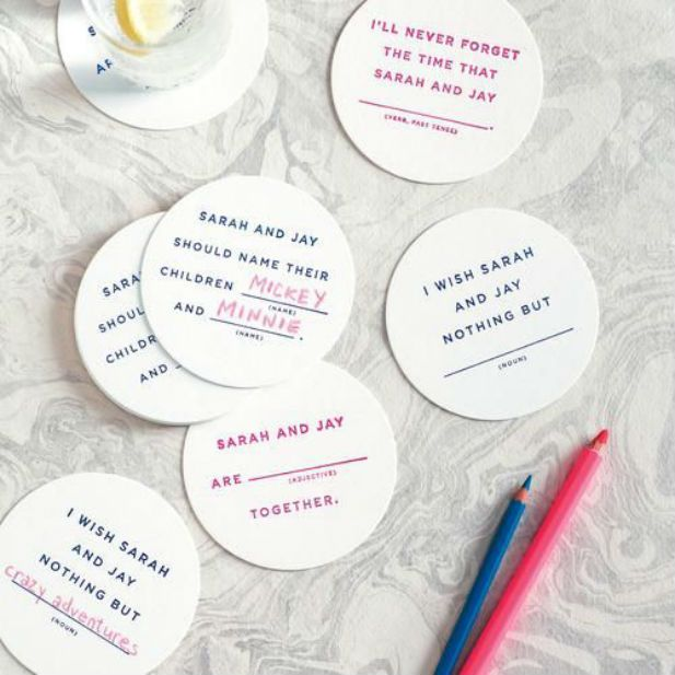 Stock the Bar Co-Ed Shower Soiree