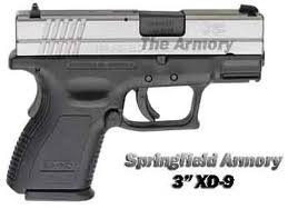 Springfield XD Subcompact 9mm