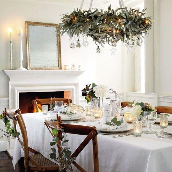 20 Fresh Eucalyptus Christmas Decor Ideas