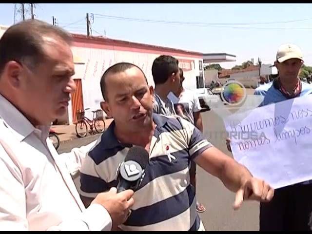 Denúncia  Prefeitura de Ipiaçu desconta do servidor e não paga empréstimo consignado ao banco