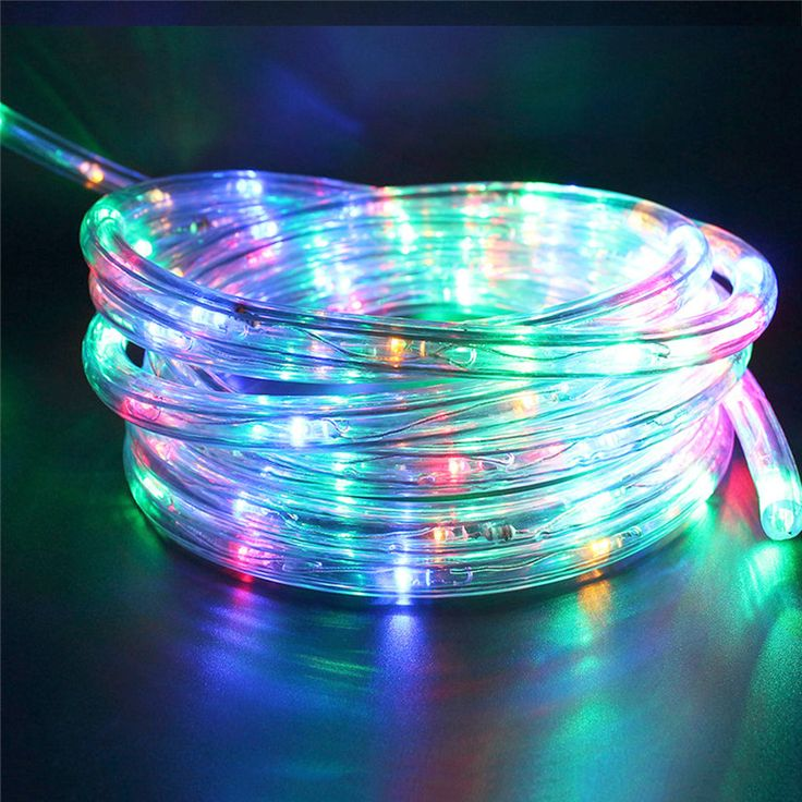 10M 100Leds Outdoor Garden Solar String Fairy Light Solar Christmas Garlands Copper Rope Tube String Light for Fence Landscape //Price: $35.50      #FirstDayOfSummer