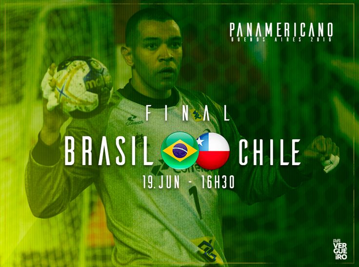 PANAMERICANO DE SELEÇÕES 2016 | Buenos Aires Final histórica contra a seleção chilena... Créditos / Foto: Cinara Piccolo;