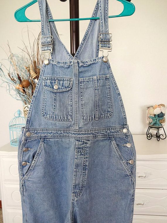 Women's Overalls Size MEDIUM  to LARGE 33 by OurFavoriteThingsbyT