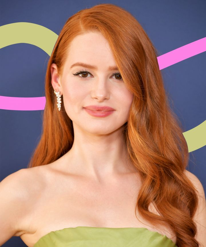 Yes Madelaine Petsch S Red Hair Is Real Here S How She Maintains It Hair Color Auburn Light Brown Hair Balayage Hair