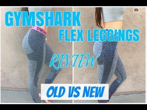 V2 vs V3 | Gymshark Flex Leggings Review & Try On #gymshark #gymsharkwomen @gym