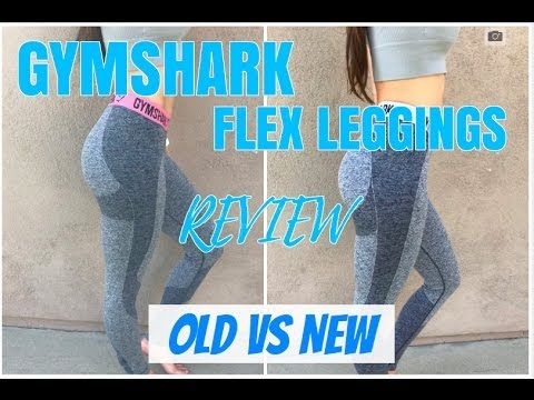 V2 vs V3 | Gymshark Flex Leggings Review & Try On #gymshark #gymsharkwomen @gym