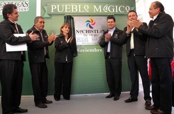 Con Nochistlán, Zacatecas tiene  cinco Pueblos Mágicos   Detalles: http://ow.ly/fBquc