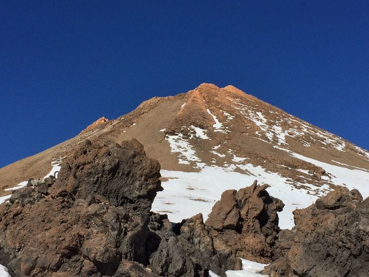 Teide View Point (West)