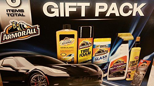 Armor-All 6 Piece Car Care Gift Pack