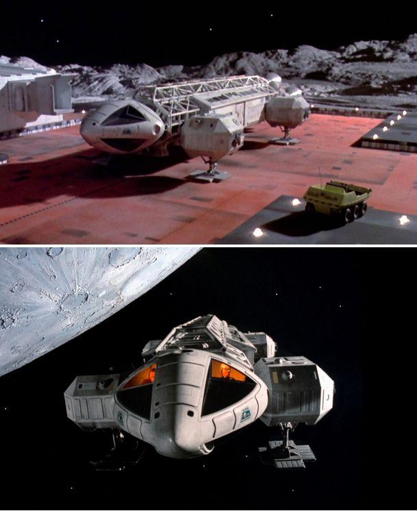 Eagle Transporters - Space: 1999