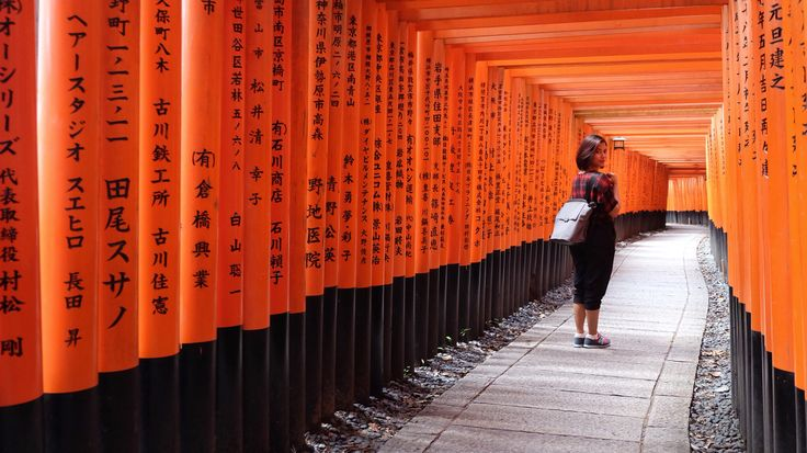 Fushimi Inari Taisha , Kyoto #japan #fushimiinari #kyoto #summer #shrine