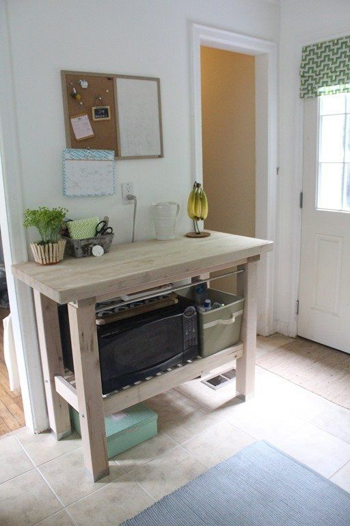 Ikea Groland Kitchen Island Before And After