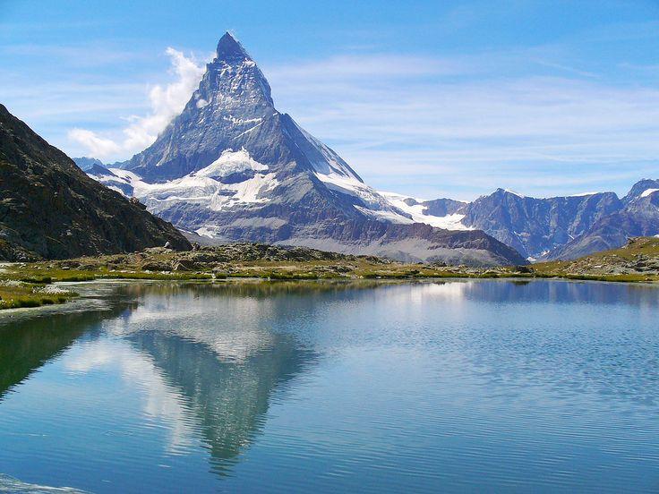 Le Cervin, sommet de Suisse