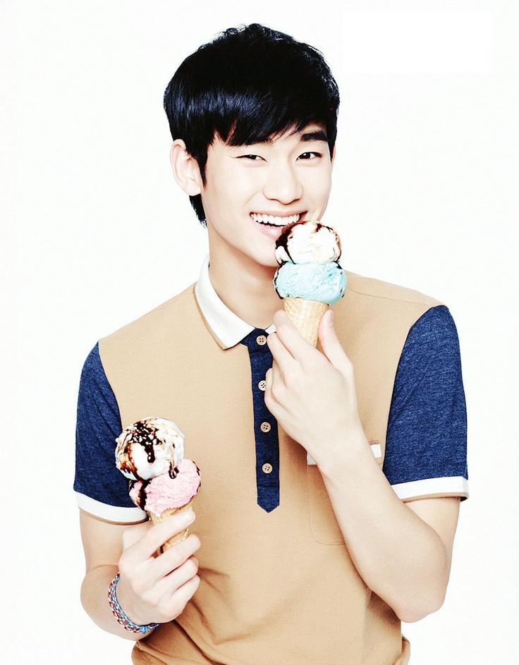 Soohyun Kim Soohyun Kim Soo Hyun Singer Actor Model Idol Boy Cute Handsome Korea