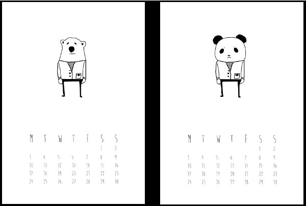 NOVEMBER, DESIGN BY ME