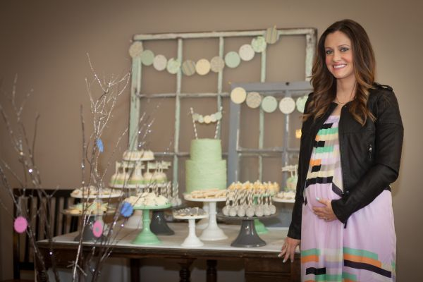 Inspired by The Bachelor Molly and Jason Mesnick's Gender Neutral Baby Shower | Inspired by This Blog