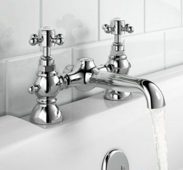 Albany Tradition Bath Filler Tap [PT-TB2034] - £76.99 : Platinum Taps & Bathrooms
