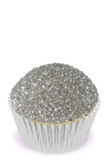 Discoball Cupcake - This is definitely getting made for my So You Think You Can Dance Party