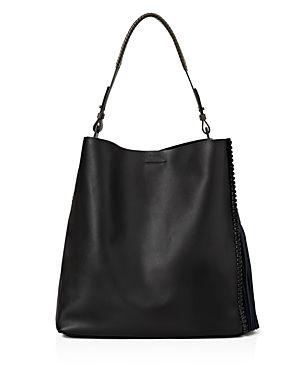 ALLSAINTS PEARL HOBO. #allsaints #bags #shoulder bags #hobo #