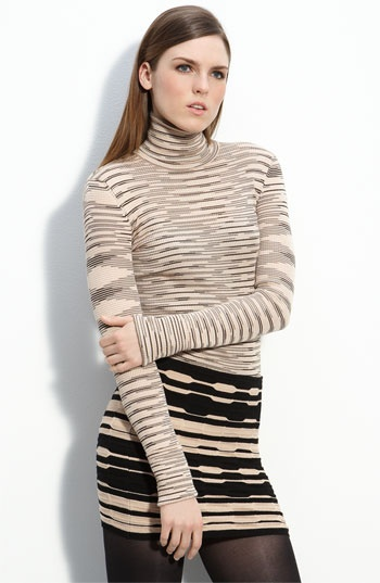 One day. A Monday in Missoni.: Spaces, Skirts, Mondays, Missoni Turtleneck