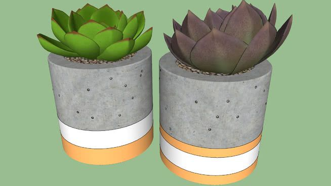 Large preview of 3D Model of Concret Basic  Concretinhos