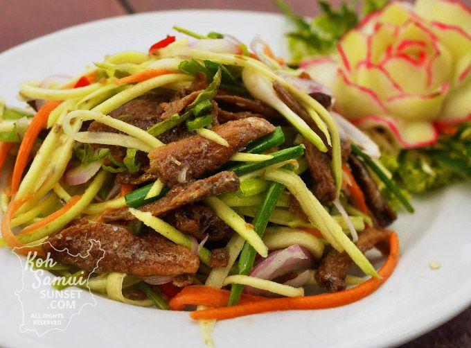 Where to eat on Koh Samui: Thai food