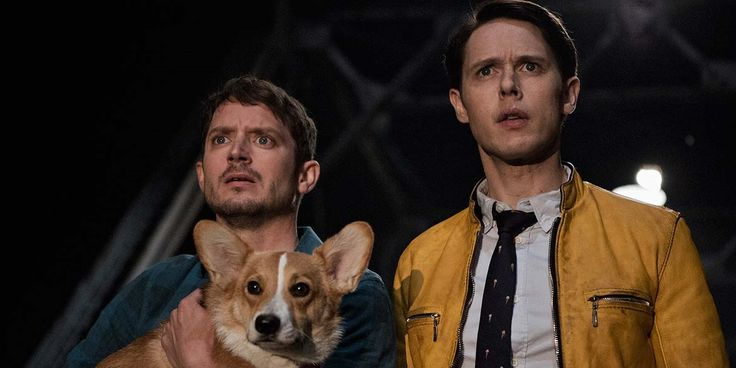 Watch the trailer for the new Dirk Gently show | Live for Films