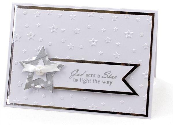 MT463 Star Light Card