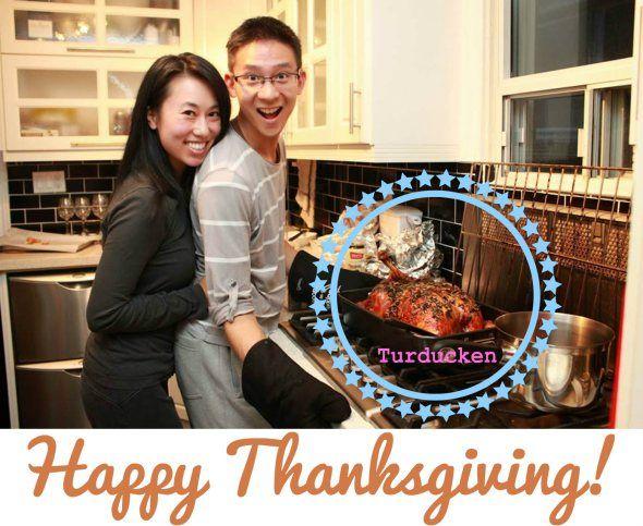 Happy Thanksgiving Turducken OurTorontoLife