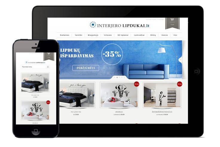 Interior Design E-shop