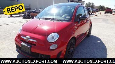 2013 Fiat 500 ABARTH $12245
