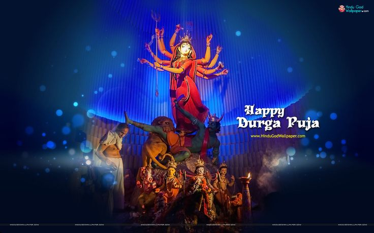 Kolkata Durga Puja Wallpapers for Desktop Download